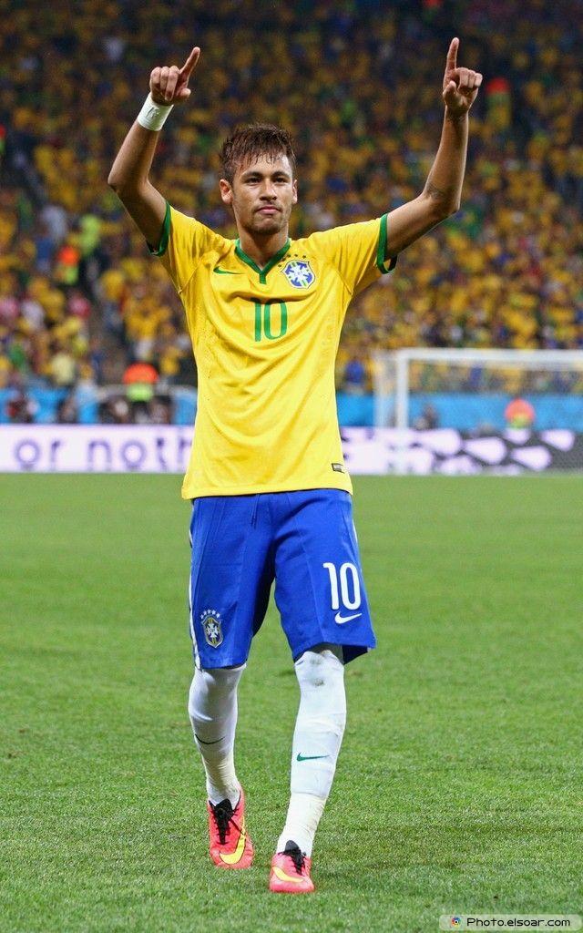 Neymar Brazil 2014   Neymar Brazil 2014 World Cup