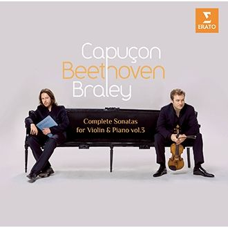 Renaud Capucon - Beethoven: Complete Sonatas For Violin