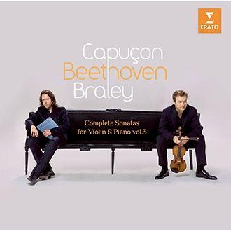 Renaud Capucon - Beethoven: Complete Sonatas For Violin