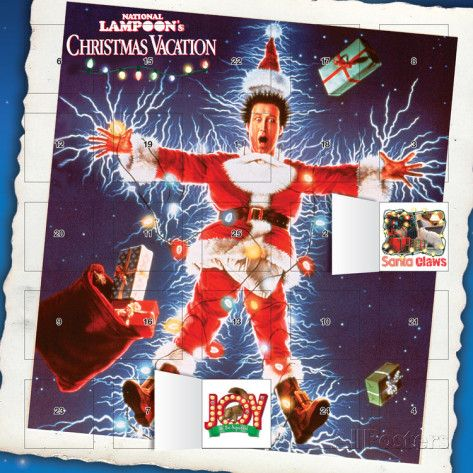 National Lampoon Vacation Movies - 2015 Advent Calendar Calendars at AllPosters.com $4.99