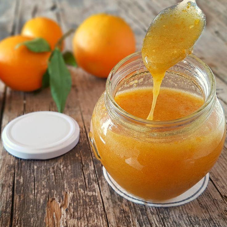 pasta di arancia