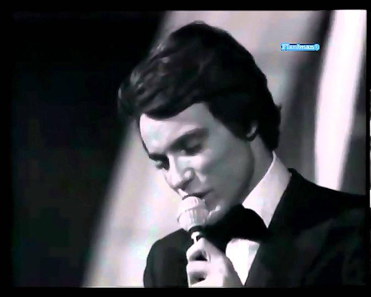 ♫ Massimo Ranieri ♪ Vent'anni (New Release Canzonissima 1970) ♫ Video & ...