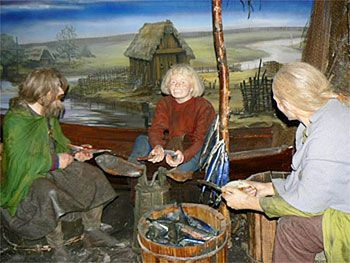 2: The Jorvik Centre - 388,148 visitors in 2012.