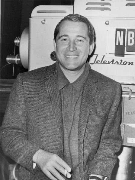 Perry Como (1912-2001) 88 yrs. Died in his sleep. Love you Perry! Such upstanding character too...