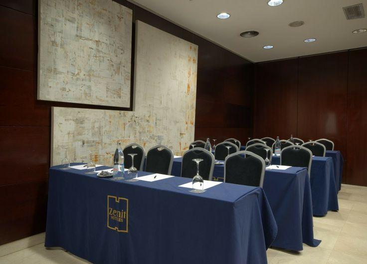 Preparamos tus salas de reuniones y eventos