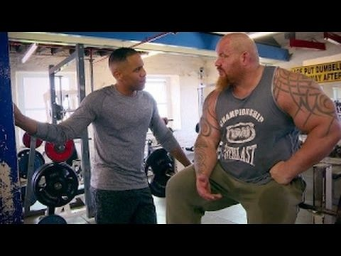 BBC Documentary 2017 - BBC Reggie Yates Extreme UK Series Men At War