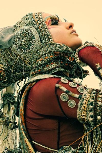 Amazing knit.