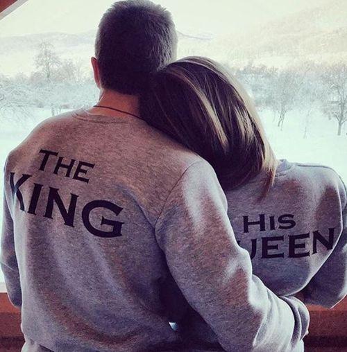 his queen @LoveCupKakes
