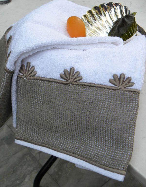 Diseños exclusivos - Ropa de baño - Toallas.  http://www.cianlinens.com/ México D.F.
