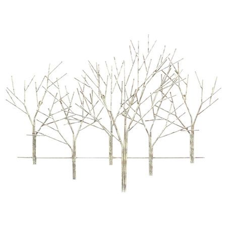 Found It At Wayfair Winter Orchard Metal Wall Art Home