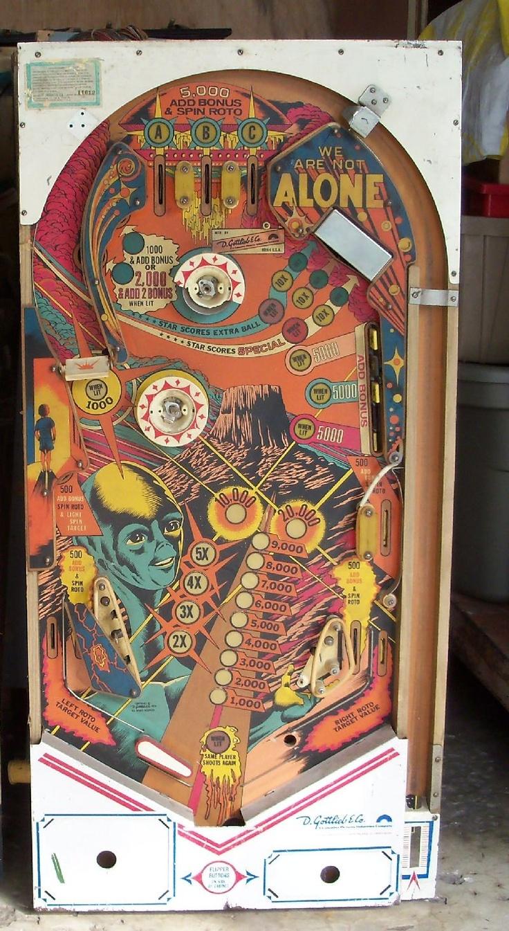 Antique gambling pinball machines buffalo bills casino all-day passes