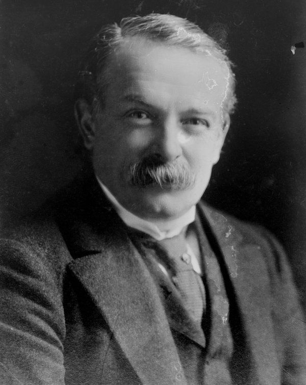 David Lloyd George, Prime Minister from 1916 to 1922. Liberal.
