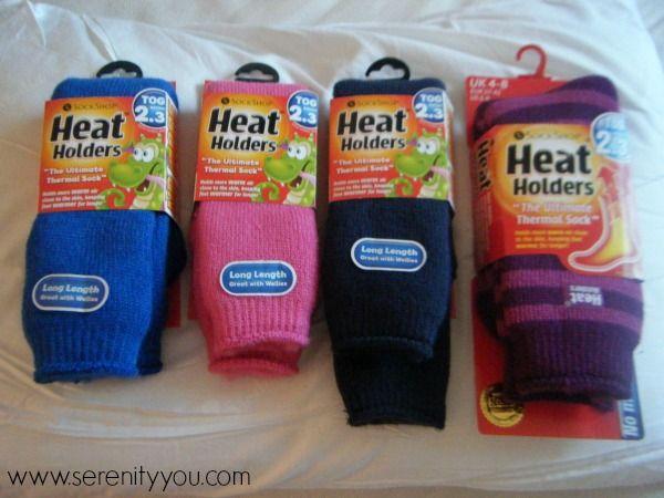 Heat Holders Thermal Socks on @SerenityYou #warm #socks #winter