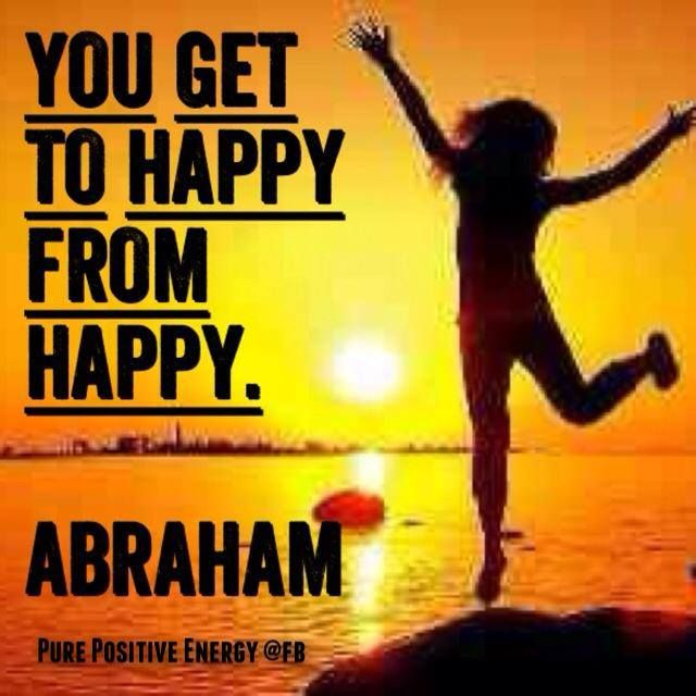 Image result for happy abraham hicks with artwork