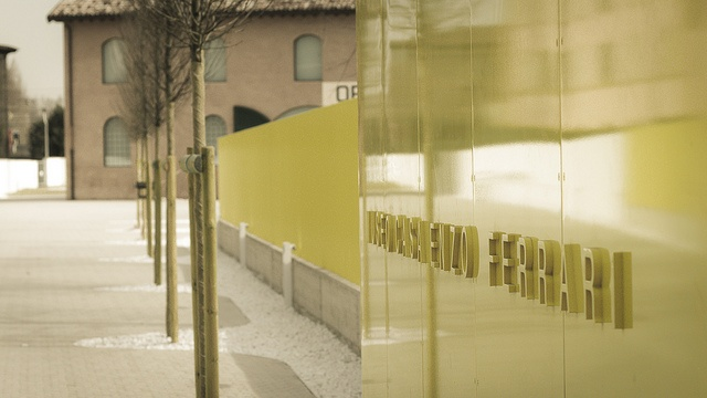 Sulle tracce dell'Onda Gialla - Museo Casa Enzo Ferrari - Modena