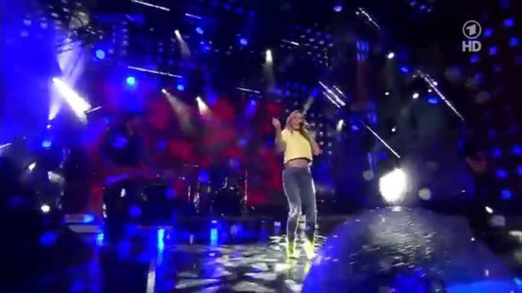 Helene Fischer - Marathon (ESC Grand Prix Party 10-5-2014)