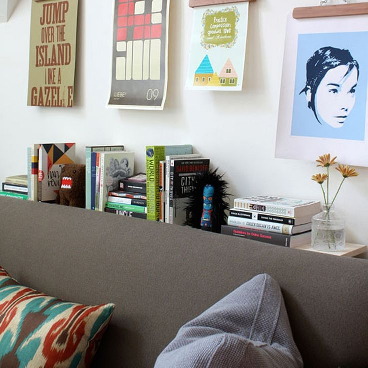 Best 25 wall behind couch ideas on pinterest living for Sofa table behind couch against wall