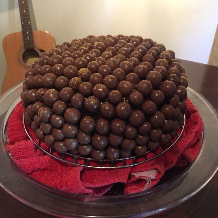 Malteser Death by Chocolate Cake