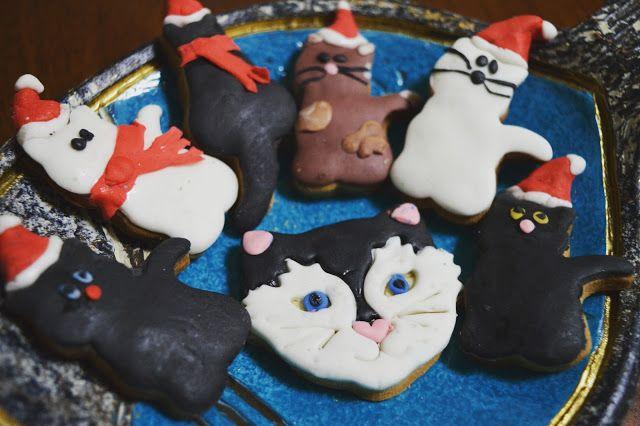 Babbi e le Palle di Pelo: Biscotti di Natale