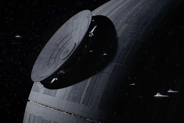 Star Wars: Rogue One Teaser - Death Star