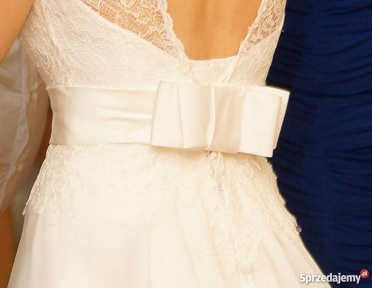 śmietankowa suknia  #slub #wesele #suknia #panmlody #pannamloda