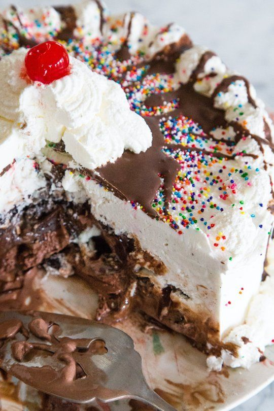 How To Make an Ice Cream Cake (Even Better than Dairy Queen!) — Cooking Lessons from The Kitchn | The Kitchn