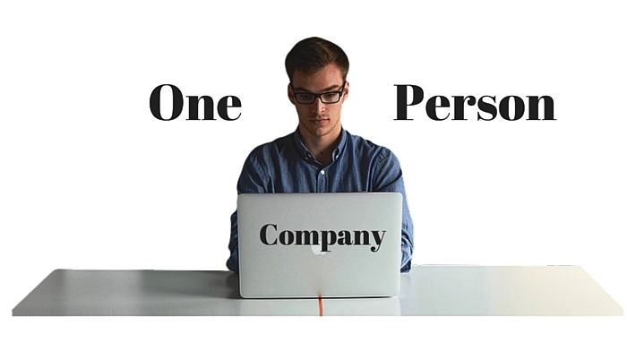 How to Start One Person Company: Guide to Register a OPC