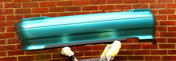 GENUINE ROVER 400  REAR  BUMPER