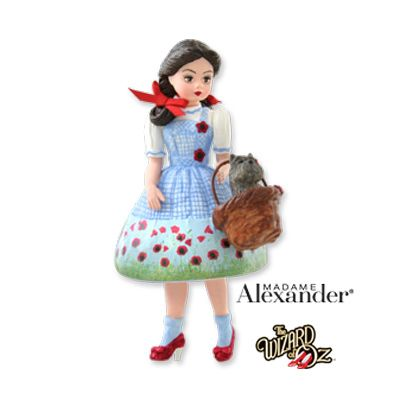 2014 - Madame Alexander's Dorothy in the Poppy Fields.  Definitely a must have for me.
