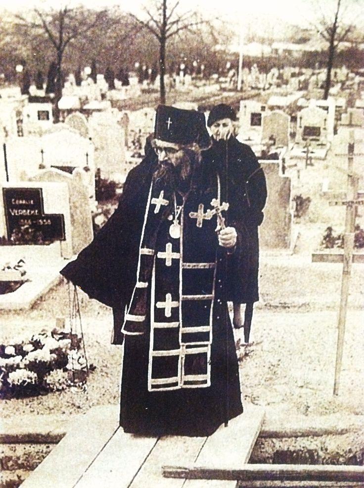 St. John Maximovitch 1896-1966