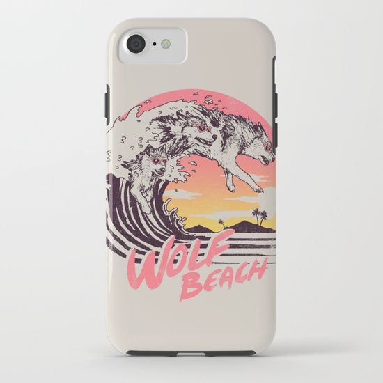 Society6 | $38.00 | ur Tough Cases are constructed as a two-piece, impact resistant, flexible plastic case with an extremely slim profile and extra shock dispersion. A flexible rubber liner provides a secure fit and feel without compromising style. Simply snap the case onto your phone for premium protection and direct access to all device features.