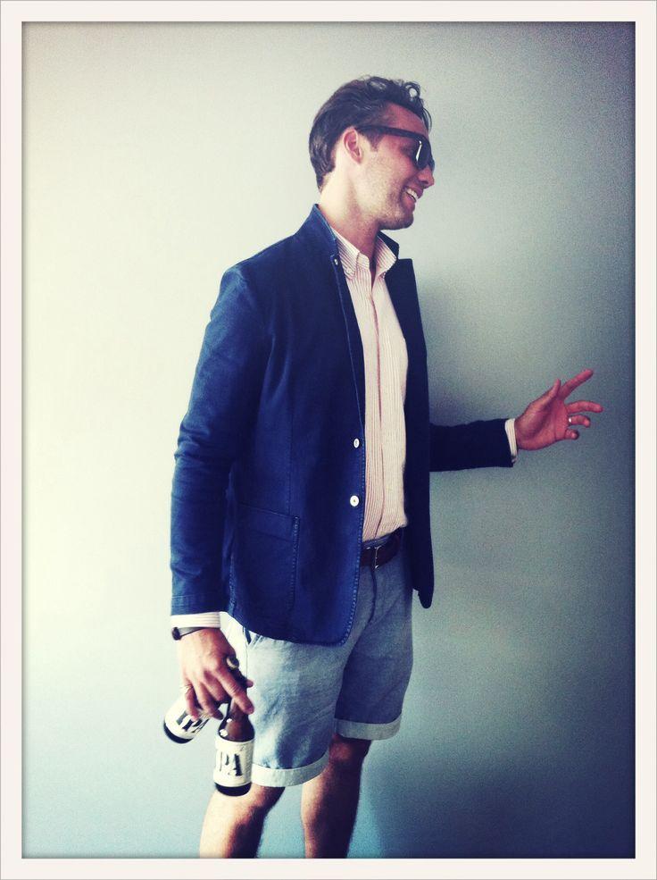 Summer fashion! #malemodel #fashion #sommarkväll #lagunitasipa #tactiqteam