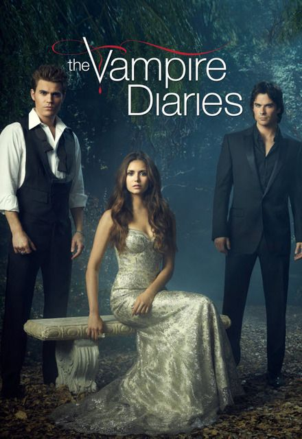 the vampire diaries burning series