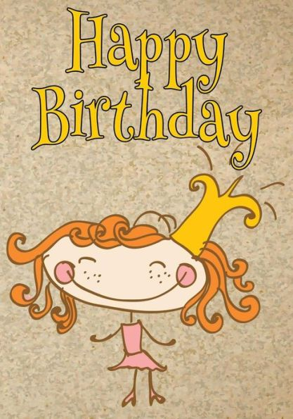 Happy Birthday: Birthday Books For Kids, Birthday Journal Notebook For Birthday Wishes, Messages & D
