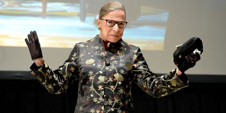 Justice Ruth Bader Ginsburg Won't Be At Trump's Speech To Congress | The Huffington Post