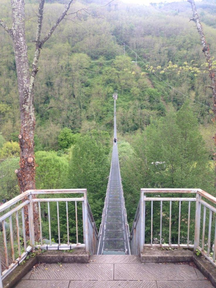Ponte Sospeso- San Marcello Pistoiese (Pistoia)