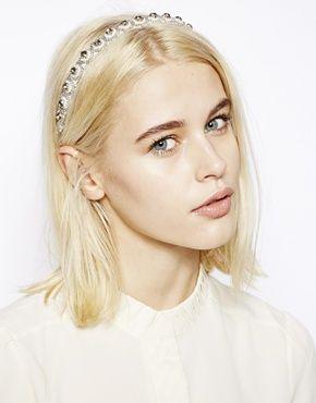 Image 1 ofErin Elizabeth For Johnny Loves Rosie Surround Stone Headband
