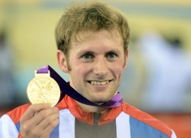 Kenny stuns Bauge in sprint to win second Olympic gold. Jason Kenny became Britain's first double gold medallist of the London 2012 Olympic Games by beating the brilliant Gregory Bauge in the sprint final on Monday.