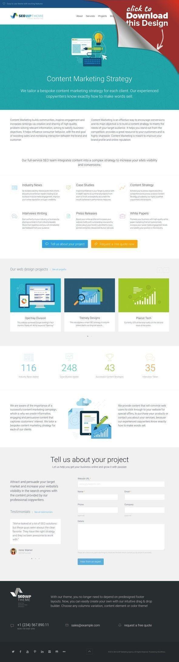 SEO WP Online Marketing u0026 Social Media
