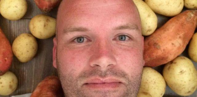 This real life Mark Watney is trying to survive for a year on nothing but potatoes