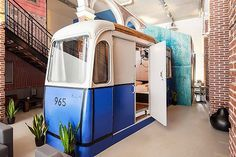 These Gorgeous Hotels Are All Under $150/Night #refinery29 http://www.refinery29.com/cheap-luxury-hotels#slide-5 Hotel Not Hotel, Amsterdam, The NetherlandsHotel Not Hotel is both the coolest hotel you've been to, and a hotel unlike any you've ever seen (hence the name). Its rooms are eclectic, to say the least — nestled behind secret library bookcases or inside printed mini houses. Because of its unique design, t...
