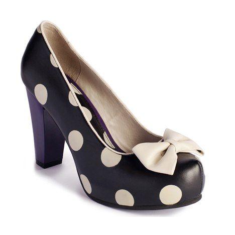 Lola Ramona: Fun and Sweet Pinup Shoes