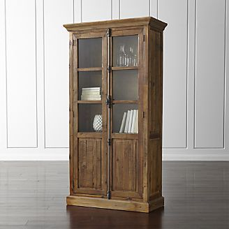 Bedford Tall Cabinet another amazing cabinet good for Special dinner plates