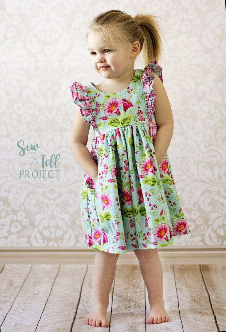 1140 best Kinderkleider images on Pinterest | Kleinkindbekleidung ...