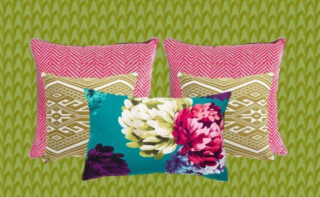 How to decorate with patterns - Leeder Interiors