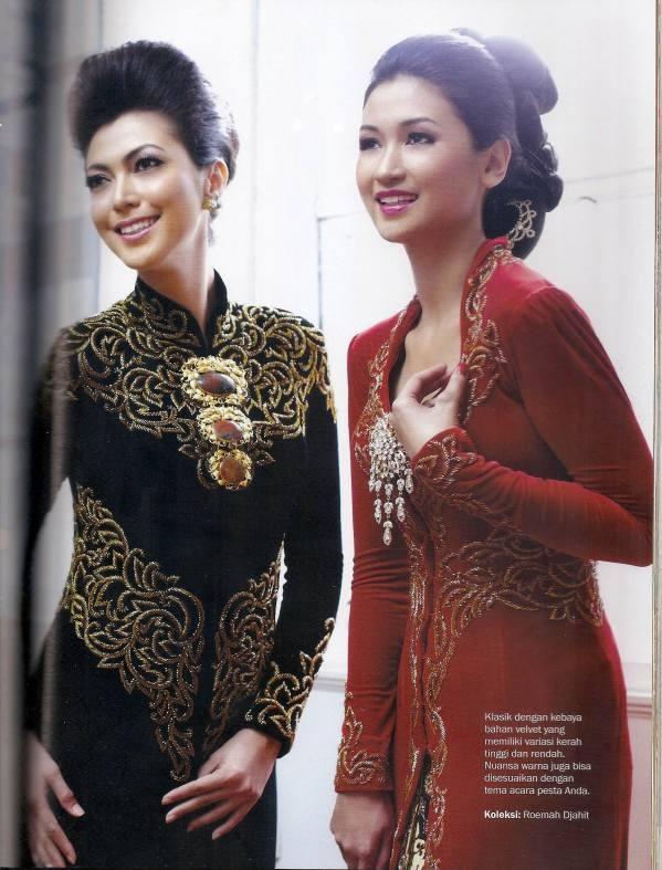 roemah djahit for kartini edisi khusus kebaya 2012