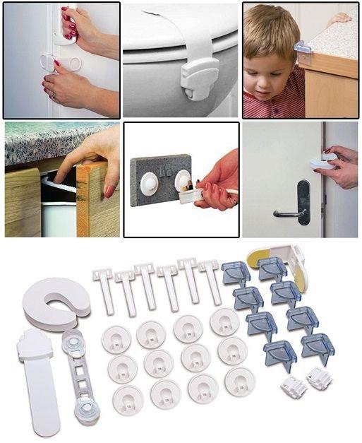 30 részes teljes megoldás csomag. Teremts biztonságos környezetet a gyermekednek otthon! Amint kisgyermek kerül a családba, már kezdheted is törni a...