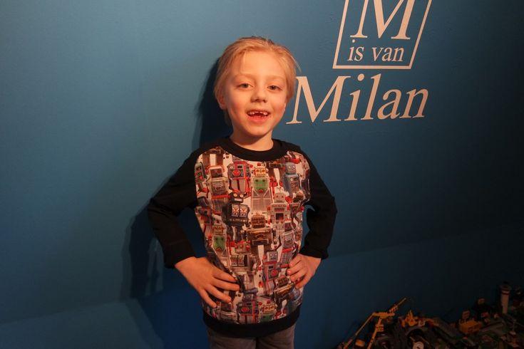 Vind jij leuke jongenskleding soms ook zo moeilijk te vinden? Leuke kleding die ook nog eens lekker zit? In deze Milans Mode Musthaves zie je de handgemaakte kleding van Monkeys Design! Hoe tof zijn deze printjes?! http://mamablogger.nl/milans-mode-musthaves-monkeys-design/