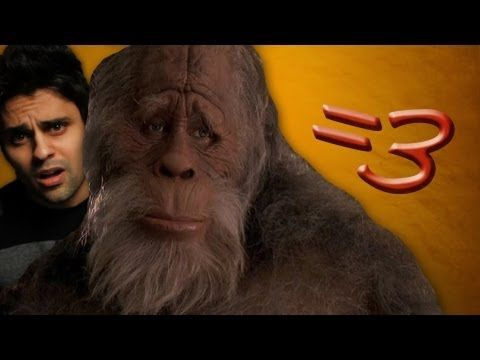 BIGFOOT FOUND! - Ray William Johnson - Equals Three =3