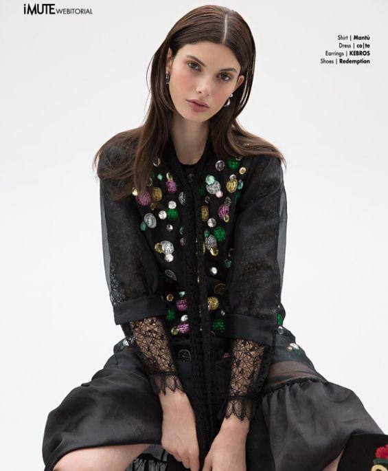 "Mantù shirt for the latest story ""Her"" on @imutemagazine Styling by @elenamontistylist and @antonio_ariganello_stylist  #mantu #imutemagazine #style #fashion #stylish #fashionista #instafashion #repost #instagood #instalike #instago #picoftheday #photography #instamood #beautiful #cute #cool #pretty #nice #winter"